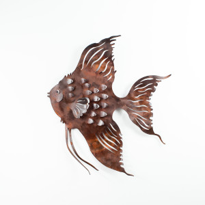Angelfish by Anna Small