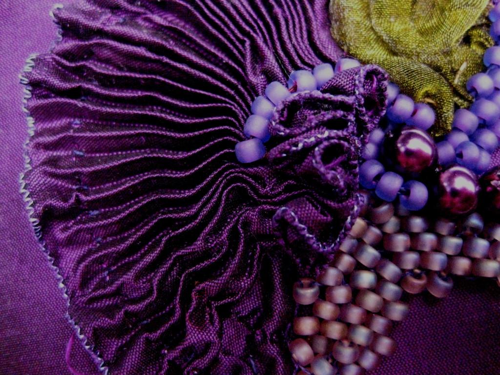 M Marsh - embellishments - close up